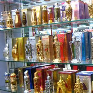 Парфюмерные магазины Надыма